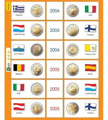 €2 Euro Commemorative Page 01