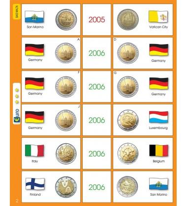 €2 Euro Commemorative Page 02