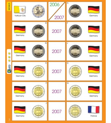 €2 Euro Commemorative Page 03