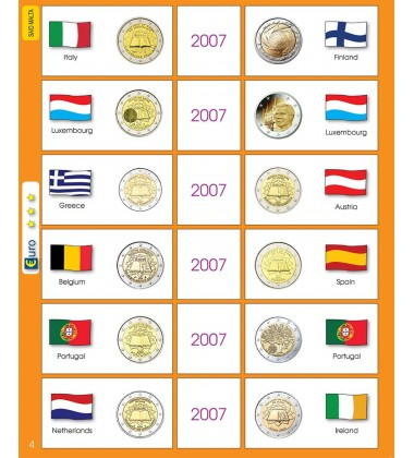 €2 Euro Commemorative Page 04