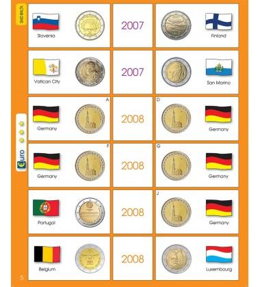 €2 Euro Commemorative Page 05