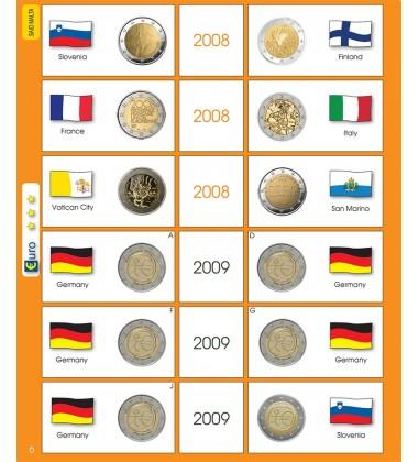 €2 Euro Commemorative Page 06
