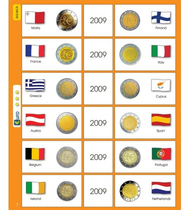 €2 Euro Commemorative Page 07