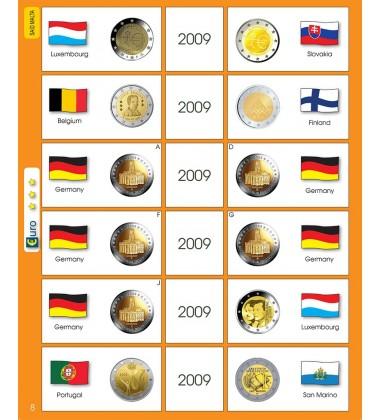 €2 Euro Commemorative Page 08