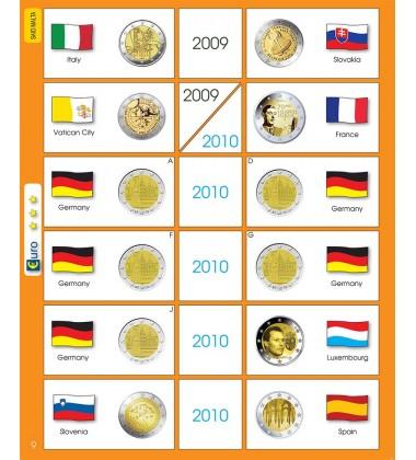 €2 Euro Commemorative Page 09