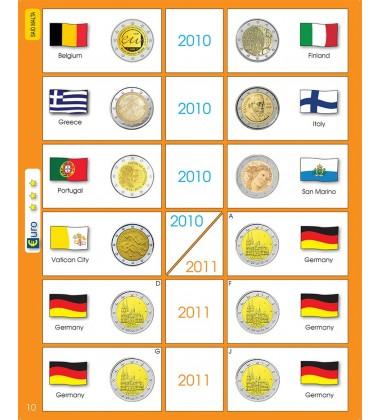 €2 Euro Commemorative Page 10