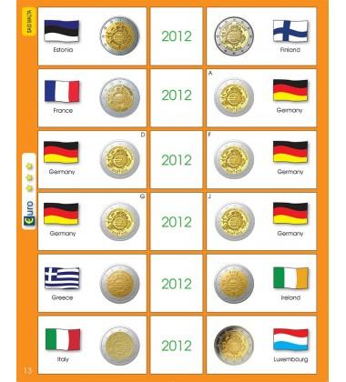 €2 Euro Commemorative Page 13
