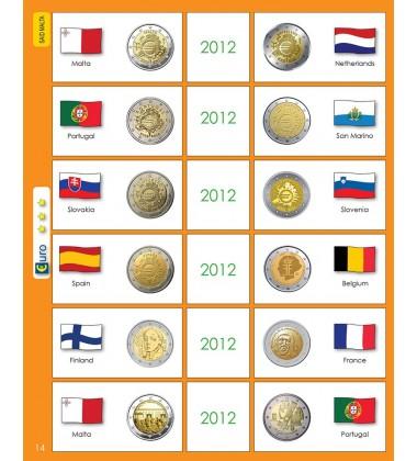 €2 Euro Commemorative Page 14
