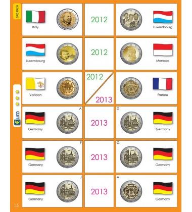 €2 Euro Commemorative Page 15