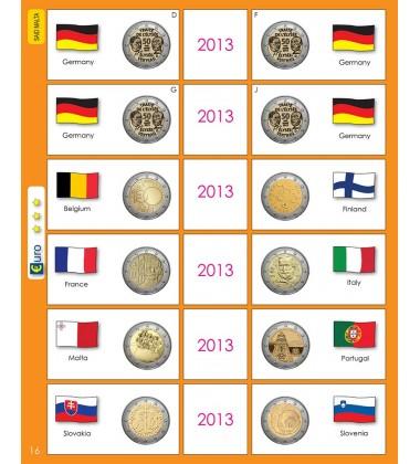 €2 Euro Commemorative Page 16