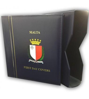 Malta FDC Album
