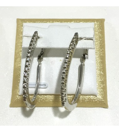 18ct Gold Vintage Jewellery Ear Rings Ref 3598