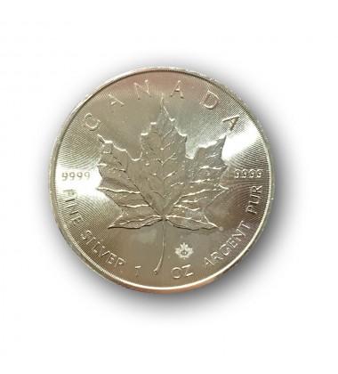 2017 Canada Maple Leaf 1oz