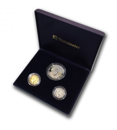2000 Guernsey Gold and Silver Coin Collection