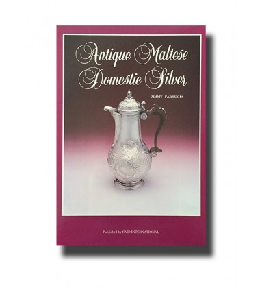 Antique Maltese Domestic Silver/ Deluxe Edition