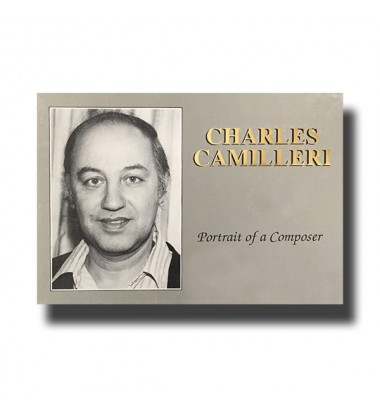 Charles Camillieri-Portrait Of A Composer