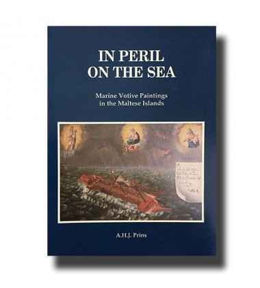 In Peril On The Sea - Marine Votive