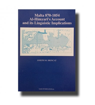 Malta 870-1054 Al-Hmiyari'S Account And It'S Linguistic Implications