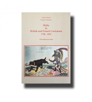 Malta In British And French & French Caricature