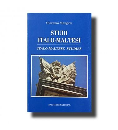 Studi Italo-Maltesi / Italo-Maltese Studies - Malta Book