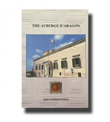 The Auberge D'Aragon - Malta Book