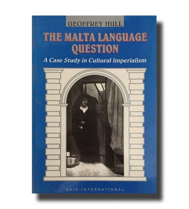 The Malta Language Question - Malta Book