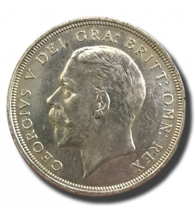 1928 George V Crown