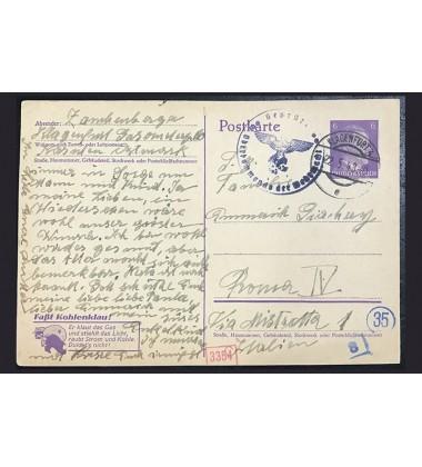 Foreign Postcard