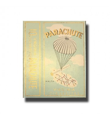 Parachute  Virginia Cigarettes 73 x 42 x 18mm