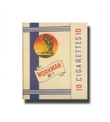 Workman No. 1 Joseph Licari, Malta  75 x 46 x 17mm