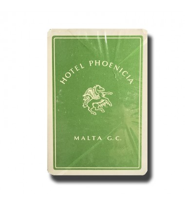 Malta Playing Cards - Hotel Phoenicia