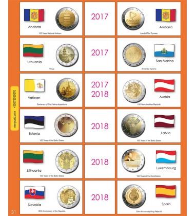 €2 Euro Commemorative Page 31