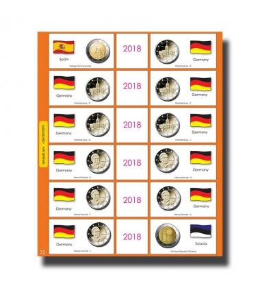 €2 Euro Commemorative Page 29