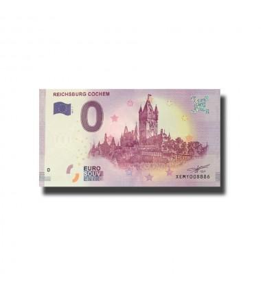 Germany Reichsburg Cochem 0 Euro Banknote Uncirculated 004550