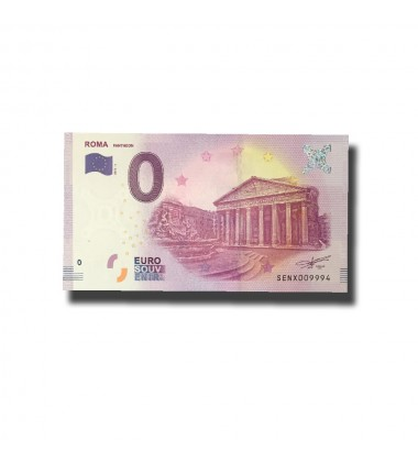 Italy Roma 0 Euro Banknote Uncirculated 004584