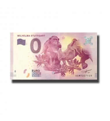 Germany Wilhelma Stuttgart 0 Euro Banknote Uncirculated 004592