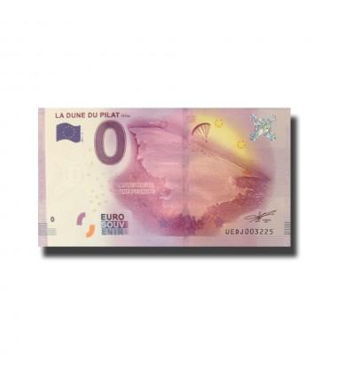 France La Dune Du Pilat 0 Euro Banknote Uncirculated 004670