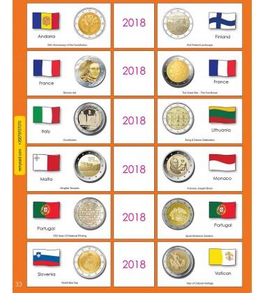 €2 Euro Commemorative Page 33