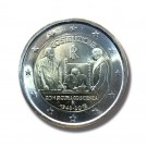 2018 ITALY 70TH ANN OF THE CONSTITUTION 2 EURO COMMEMORATIVE COIN