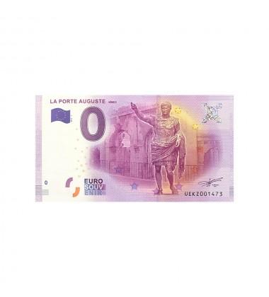 France 2018 La Porte Auguste Nimes 0 Euro Souvenir Banknote 005107