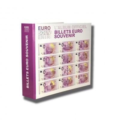 Leuchtturm €0 Souvenir Banknote Album