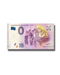0 Euro Souvenir Banknote Netherlands Valkenburg Aan De Geul PEAC