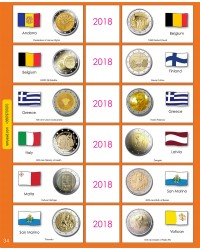 €2 Euro Commemorative Page 34