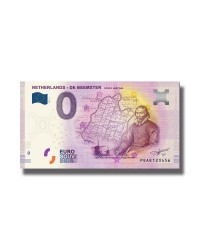 0 Euro Souvenir Banknote The Netherlands Beemster Unesco Heritage 2019