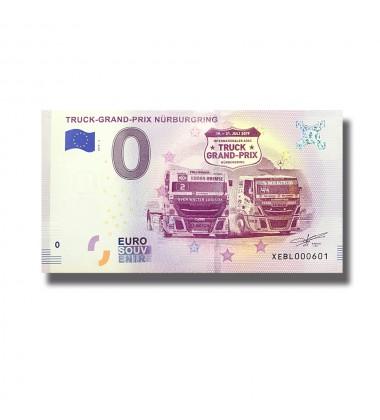 0 EuroSouvenir Banknote Truck Grand Prix Nurburgring Germany 2019-3 XEBL