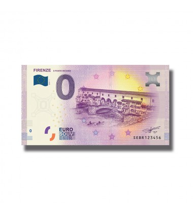 NEW! 0 Euro Zero Souvenir Banknote Croatia 2019-1 3 different types
