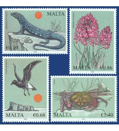 MALTA STAMPS INTERNATIONAL YEAR OF BIODIVERSITY
