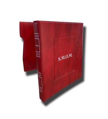 SMOM Red Album Cover & Case