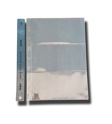 Leuchtturm Grande Banknote Pages 308439 Transparent