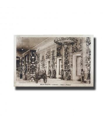 Malta Postcard - Armoury Duke's Palace, Ed.G.G.M, New Unused